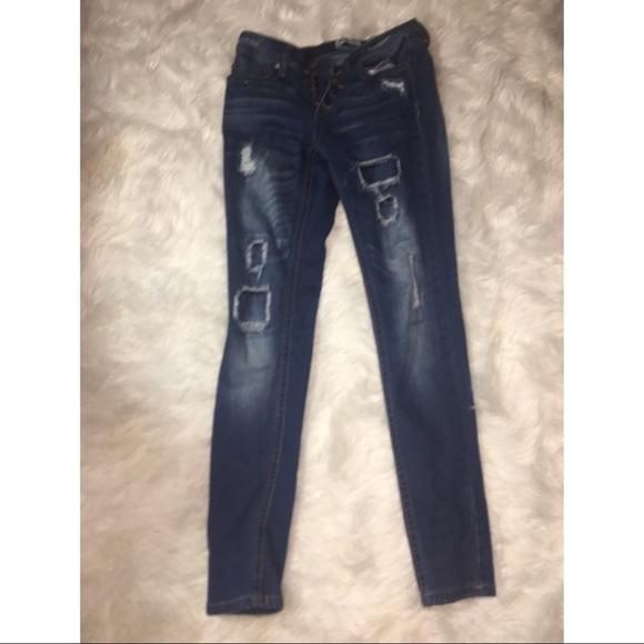 Indigo Rein Denim - Ripped jeans